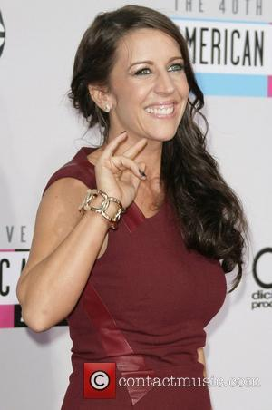 Pattie Mallette The 40th Anniversary American Music Awards 2012, held at Nokia Theatre L.A. Live - Arrivals  Los Angeles,...