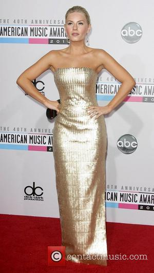 Elisha Cuthbert The 40th Anniversary American Music Awards 2012, held at Nokia Theatre L.A. Live - Arrivals Los Angeles, California...