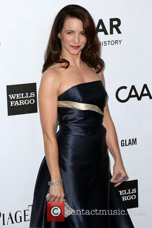 Kristin Davis Donates Shoes To Oxfam Event