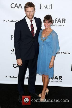 Teddy Sears and Milissa Skoro amfAR 3rd Annual Inspiration Gala at Milk Studios Los Angeles, California - 11.10.12