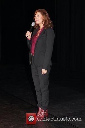 Susan Sarandon Opening of the Amsterdam Film Festival Amsterdam, Holland - 05.11.12