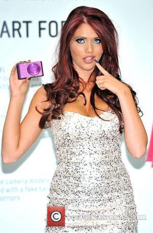 Amy Childs and Westfield Shopping Centre