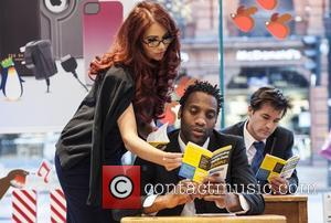 Amy Childs, Carphone Warehouse, Geek Squad, Understanding Mobile Data, Data, Dummies, London and Oxford Street