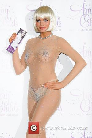 Amy Childs The Launch Of Amy Childs' Hair Vajazzles held at the Worx. London, England - 16.05.12