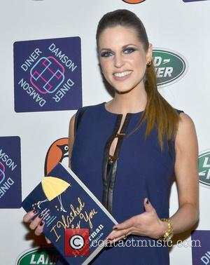 Amy Huberman Launch party for Amy Huberman's new book