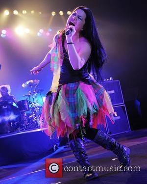 Amy Lee, Evanescence and Hard Rock Hotel And Casino