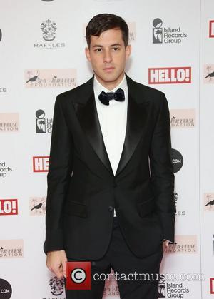 Mark Ronson The Amy Winehouse foundation ball held at the Dorchester hotel - Arrivals London, England - 20.11.12