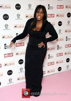 Mica Paris The Amy Winehouse foundation ball held at the Dorchester hotel - Arrivals London, England - 20.11.12