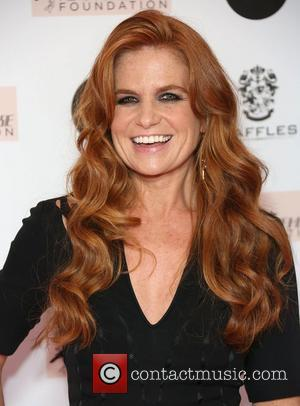 Patsy Palmer The Amy Winehouse foundation ball held at the Dorchester hotel - Arrivals London, England - 20.11.12