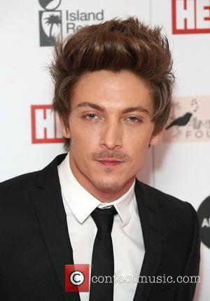 Tyler James The Amy Winehouse foundation ball held at the Dorchester hotel - Arrivals London, England - 20.11.12