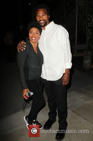 Jenifer Lewis and boyfriend Arnold Byrd The LA Gay & Lesbian Center introduces an intimate evening with Jenifer Lewis at...