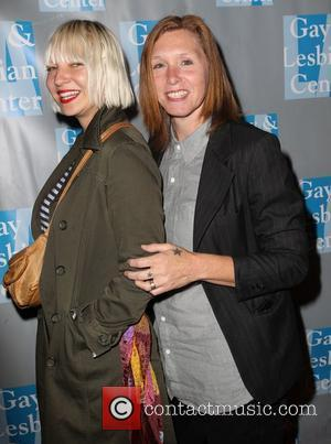 Sia, Patty Schemel and Beverly Hilton Hotel