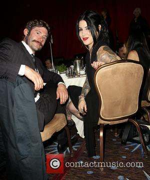 Kat Von D The L.A. Gay & Lesbian Center's 'An Evening With Women' at The Beverly Hilton Hotel - Inside...