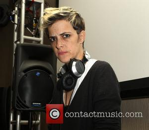 Samantha Ronson The L.A. Gay & Lesbian Center's 'An Evening With Women' at The Beverly Hilton Hotel - Inside Los...