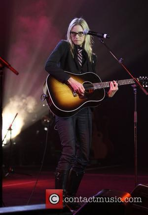 Aimee Mann and Beverly Hilton Hotel