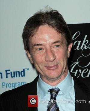 Martin Short and Beverly Hilton Hotel