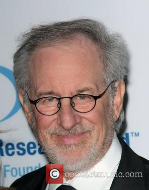 Steven Spielberg and Beverly Hilton Hotel
