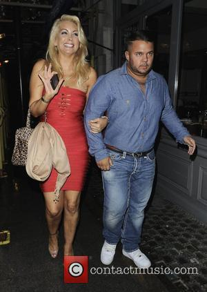 Big Brother evictee Victoria Eisermann  outside Anaya nightclub London, England - 21.06.12