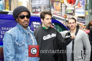 Musician, Gillette, Master, Style, Andr, Andre Benjamin, Movember and Times Square