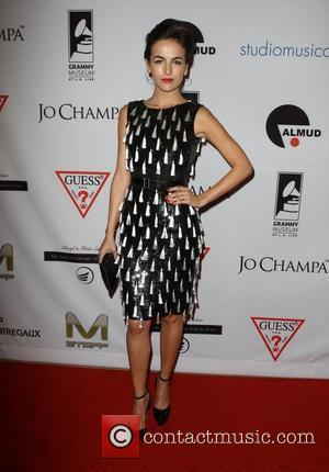 Camilla Belle and Beverly Hilton Hotel