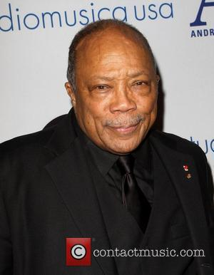 Quincy Jones and Beverly Hilton Hotel