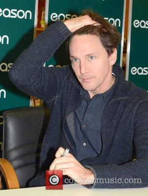 Andrew McCarthy signing his book 'The Longest Way Home' at Easons O'Connell Street, Dublin, Ireland - 13.10.12.