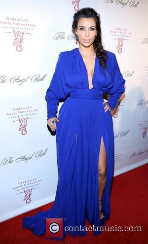 Kim Kardashian and The Angel Ball