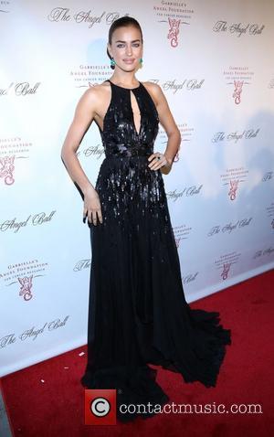 Irina Shayk and The Angel Ball