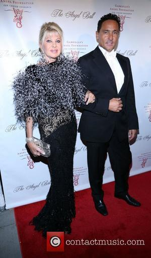 Ivana Trump The Angel Ball 2012 at Cirpiani Wall Street New York City, USA - 22.10.12