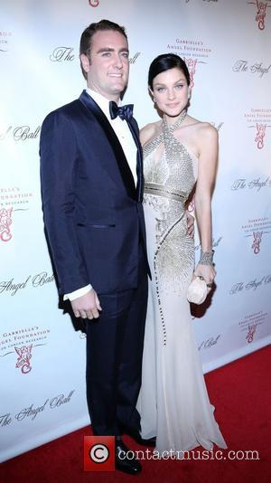 Jessica Stam The Angel Ball 2012 at Cirpiani Wall Street New York City, USA - 22.10.12
