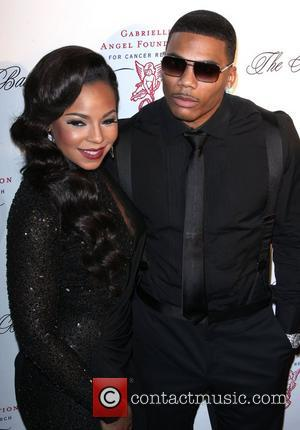 Ashanti and Nelly The Angel Ball 2012 at Cirpiani Wall Street New York City, USA - 22.10.12