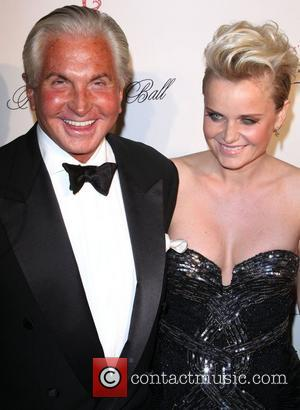 George Hamilton The Angel Ball 2012 at Cirpiani Wall Street New York City, USA - 22.10.12
