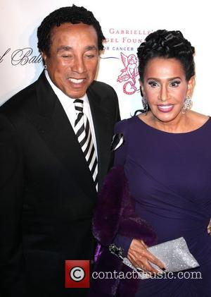 Smokey Robinson, Claudette Rog and The Angel Ball