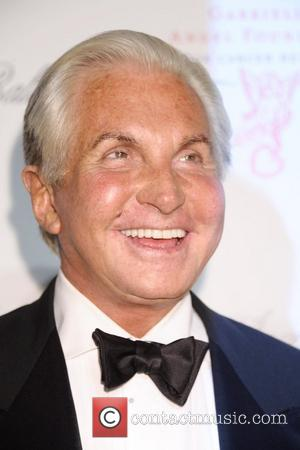 George Hamilton The Angel Ball 2012 at CiprianiWall Street  New York City, USA - 22.10.12 Rob Rich/