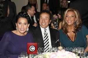 Frances Robinson, Smokey Robinson and Denise Rich