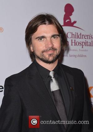 Juanes  The St. Jude Angels & Stars Gala at JW Marriott Miami, Florida - 19.05.12