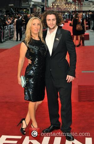 Aaron Taylor-Johnson, Sam Taylor Johnson The World Premiere of Anna Karenina held at the Odeon Leicester Square - Arrivals. London,...