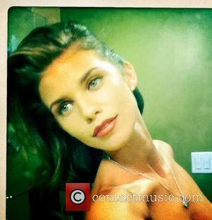 Actress AnnaLynne McCord was left red faced after she accidentally tweeted out a topless photo. The 90210 star sent out...