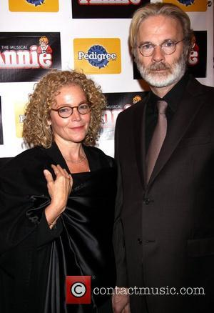 Amy Irving, Kenneth Bowser and Palace Theatre