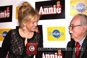 Caroline Rhea, Thomas Meehan and Palace Theatre
