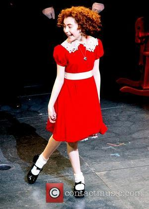 Lilla Crawford Opening night of the Broadway musical 'Annie' at the Palace Theatre - Curtain Call New York City, USA...