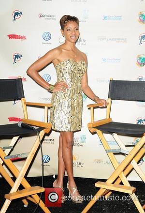 MC Lyte 7th Annual Jazz In The Gardens at the Sunlife Stadium - Arrivals Miami, Florida - 17.03.12