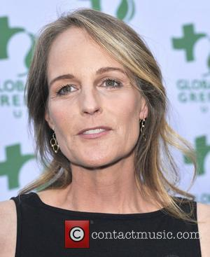 Helen Hunt  Global Green USA presents its 16th Annual Millennium Awards - Arrivals Los Angeles, California - 02.06.12