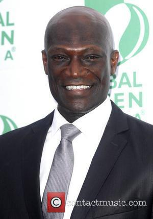 Peter Mensah  Global Green USA presents its 16th Annual Millennium Awards - Arrivals Los Angeles, California - 02.06.12