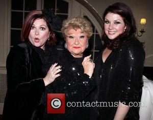 Faith Prince, Marilyn Maye and Jane Monheit