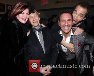 Faith Prince, Scott Siegel, Mark Nadler and Jason Graae