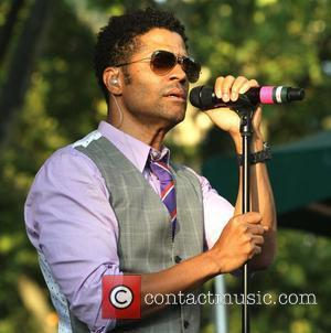 Eric Benet The 4th Annual R&B Fest at SummerStage Central Park New York City, USA - 12.08.12