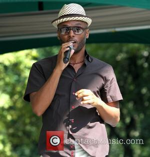 Kenny Lattimore and Central Park