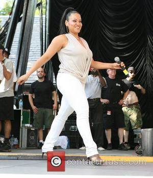 Salt-n-Pepa The 4th Annual R&B Fest at SummerStage Central Park New York City, USA - 12.08.12