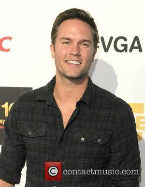 Scott Porter,  at Spike TV's 10th annual Video Game Awards at Sony Studios in Culver City Los Angeles, California...